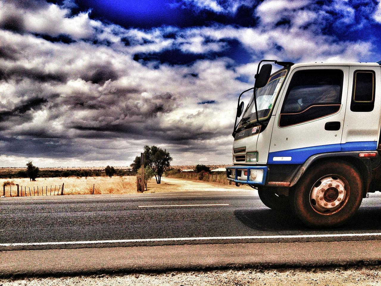 części do samochodów ciężarowych